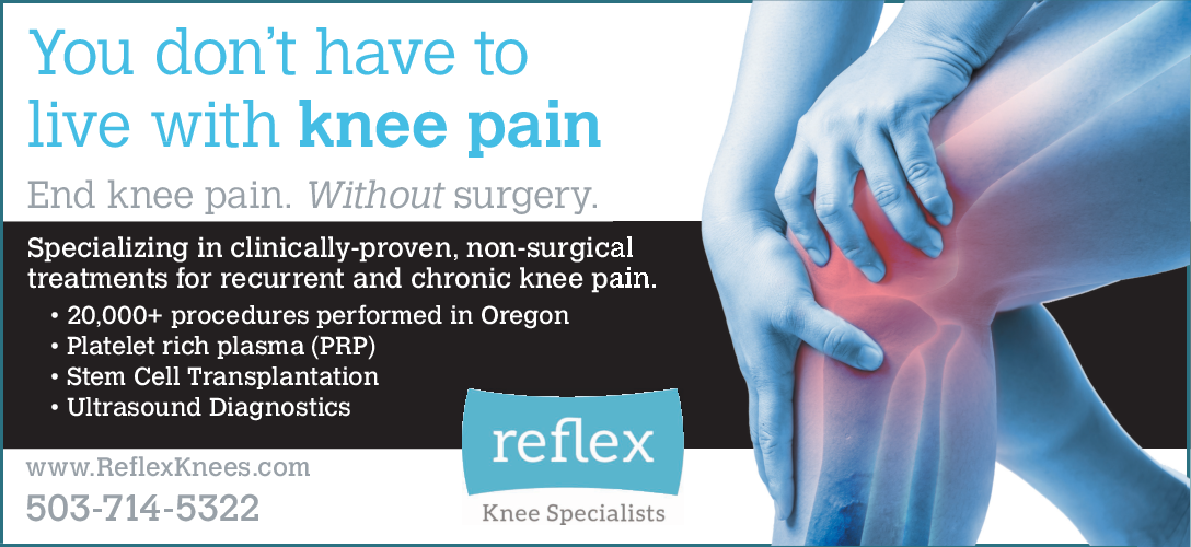 Great Knee Specialist in Portland, OR, Medical Care - Reflex
