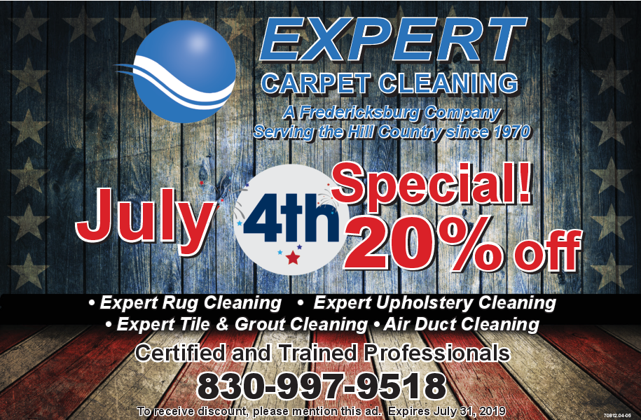 Best Carpet Cleaning Services in Fredericksburg, TX