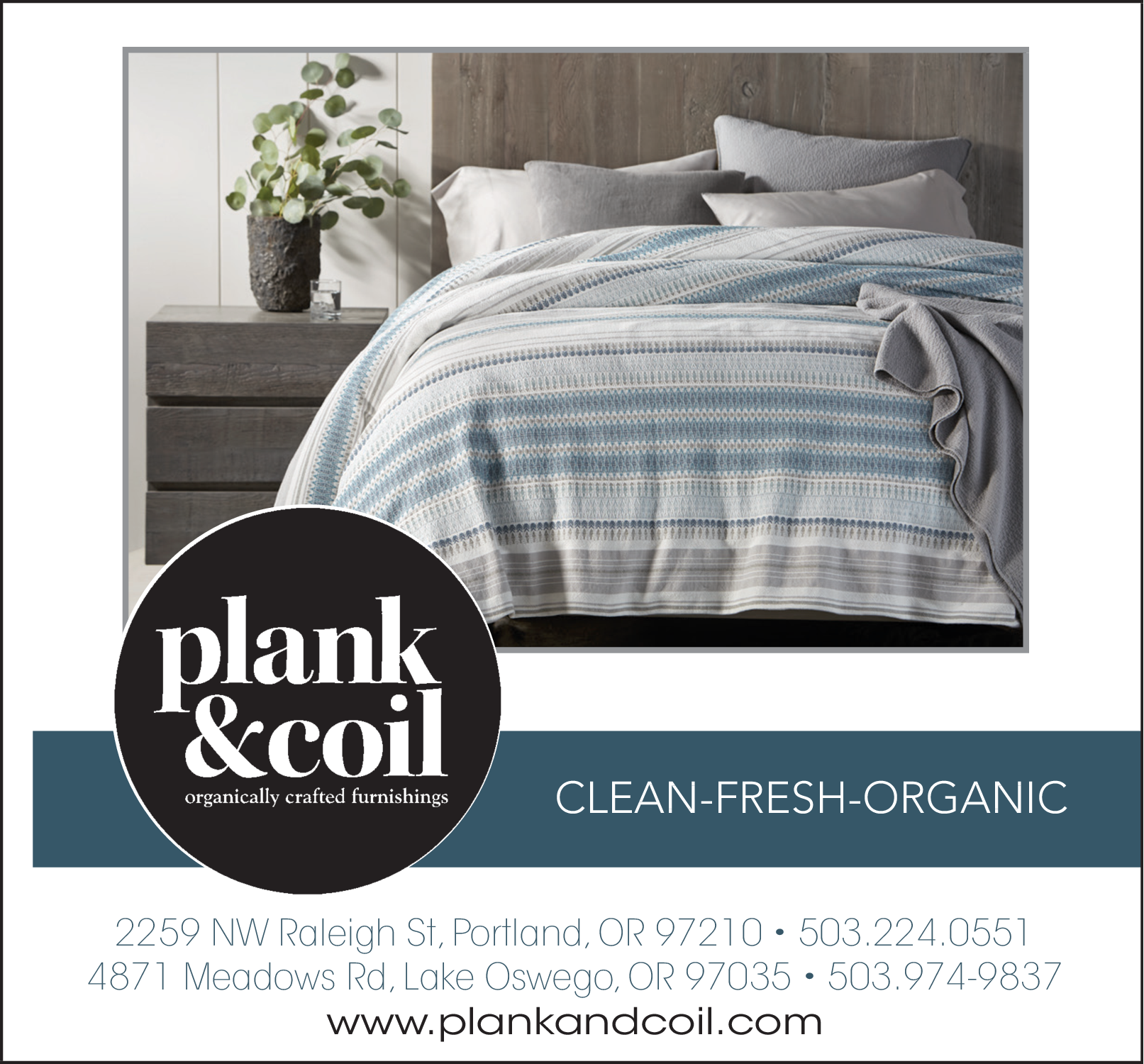 Organic Mattress And Bedding For The Family In Portland OR Home Decor